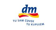 dm-drogerie markt is on Panteon.net®/eXite®